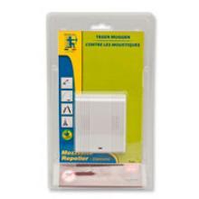 ULTRASONE electronic mozzzkito repeller elektronische muggenverjager.
