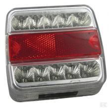 Achterlicht LED 12 Volt