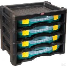 Multibox met 4 assortimentsdozen