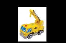 Kraan Max (puzzel + houten speelgoed)