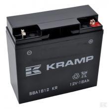 Batterij 12Volt 18Ah 140 A