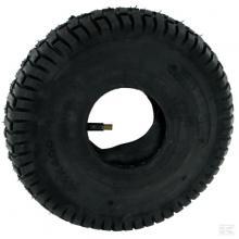 Buitenband 11x4.00-4 gazonband profiel HF-224