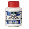 Bison Hard PVC lijm 250 ml met kwast